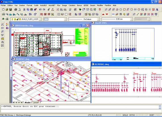 Logiciel Electricité BT